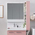 洗面化粧台のリフォーム