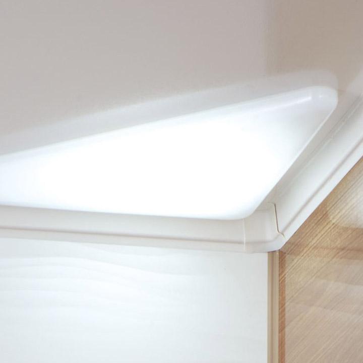 コーナーパネルライト(昼光色LEDランプ60W系)