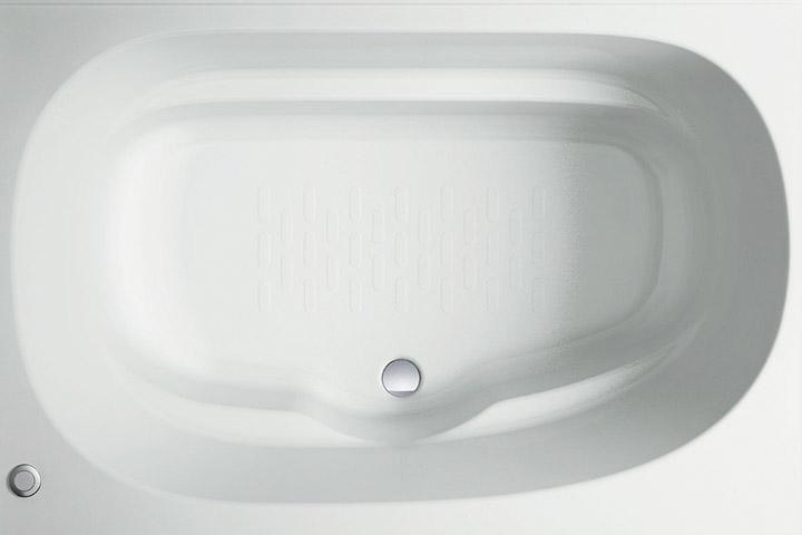 """1200ロング浴槽FRP<ホワイト/NW1>"""" <="""