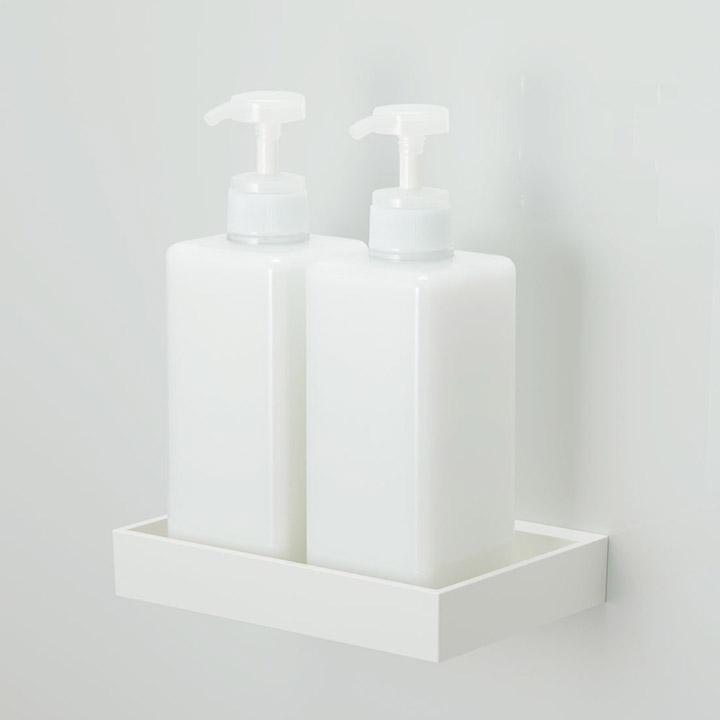 収納棚180W(ホワイト)2段