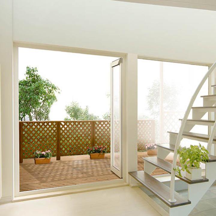 テラスの増設・屋根の設置