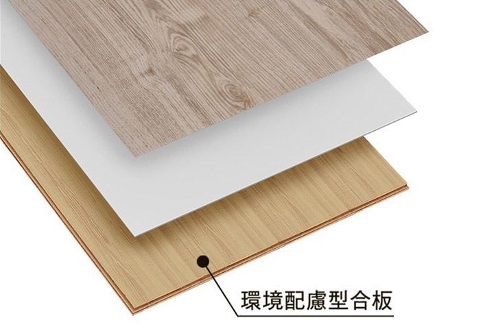 環境配慮型合板