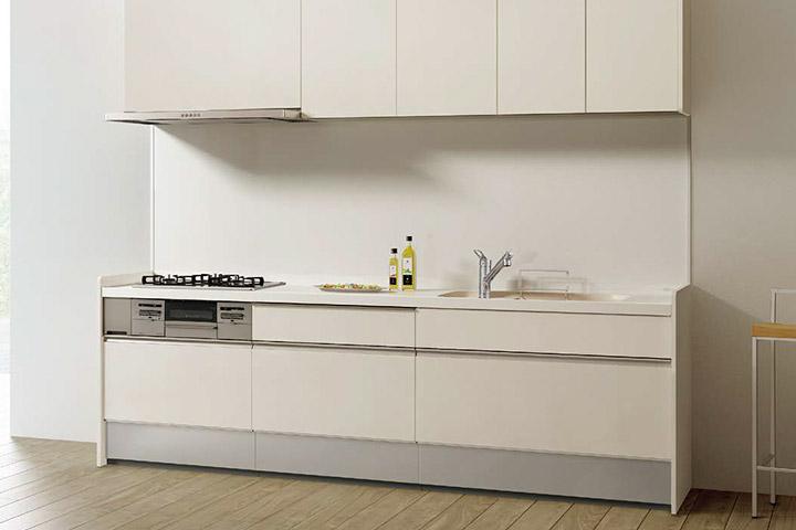 シエラ オープンキッチン壁付I型(Plan3)