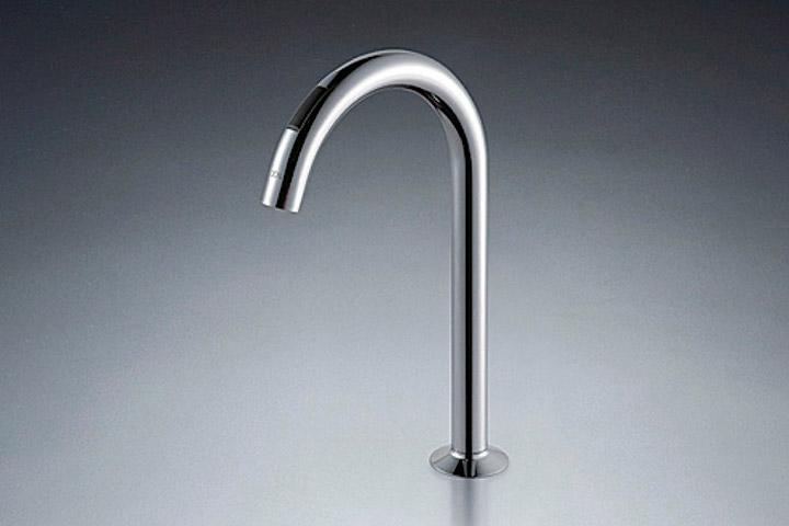 浄水器専用水栓ナビッシュ/ビルトイン型