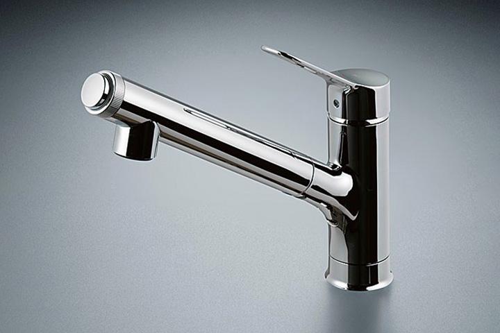 オールインワン浄水栓/AKタイプ・エコハンドル