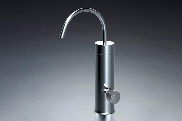 浄水器専用水栓/カートリッジ内臓型