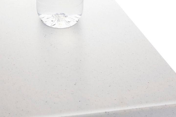 人造大理石トップ/ベーシックホワイト
