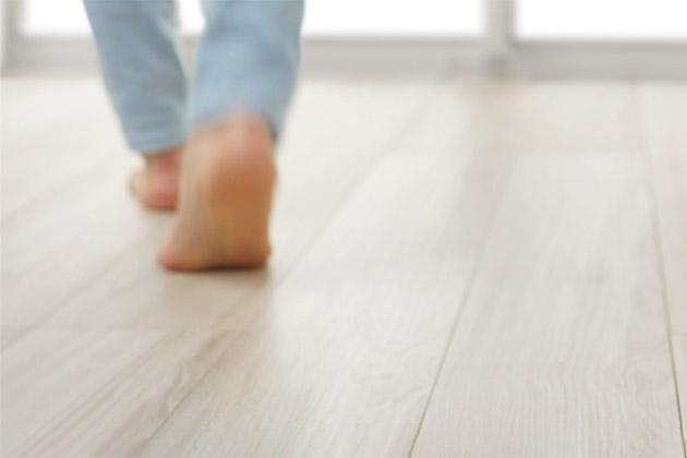 床材張り替え