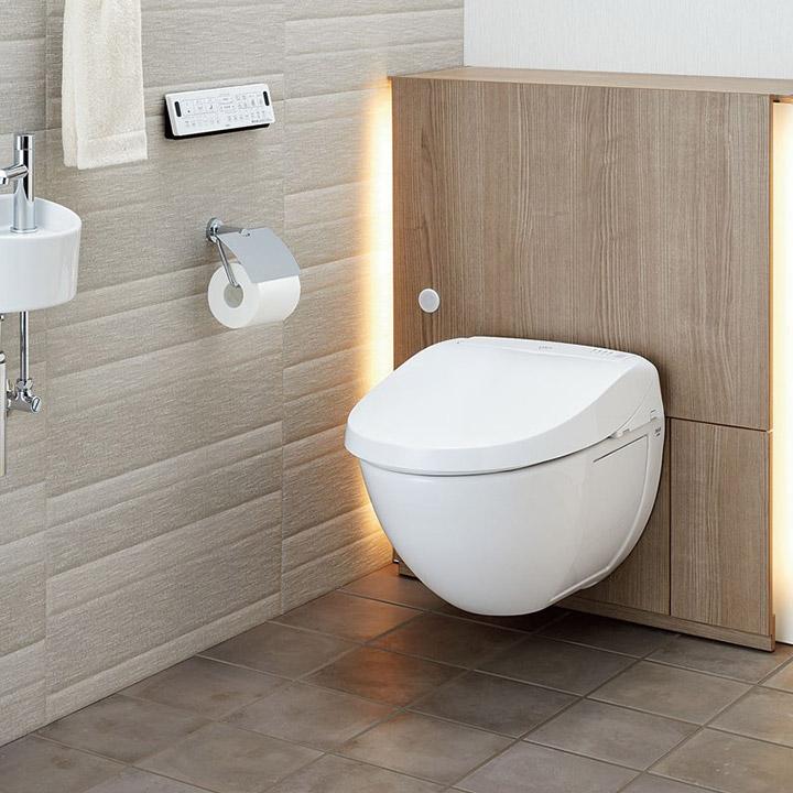 INAX フロートトイレ